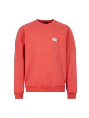 Stussy Sweatshirt | 1914567 RED