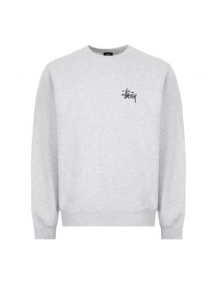 Stussy Sweatshirt | 1914535 Ash Heather