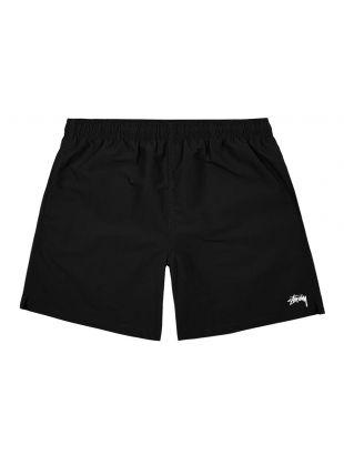Stussy Swim Shorts Black 113120 BLK
