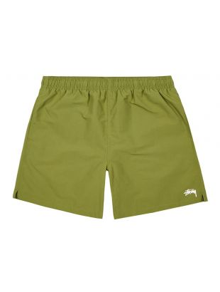 Stussy Swim Shorts Green 113120 GRN