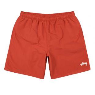 Stussy Swim Shorts | 113108 RED