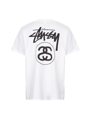 T-Shirt Stock Line - White