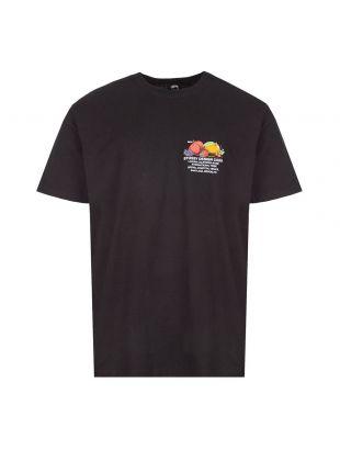 Stussy Logo T-Shirt   1904542 Fruit / Black