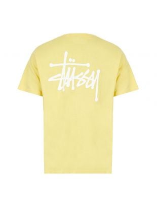 T-Shirt Basic Logo - Yellow