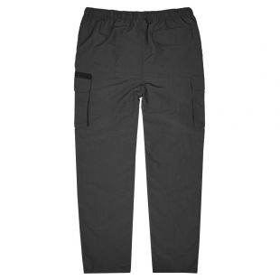 Utility Cargo Trousers - Black