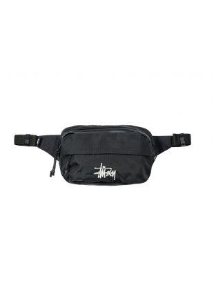 Stussy Waist Pack | 134234 Black