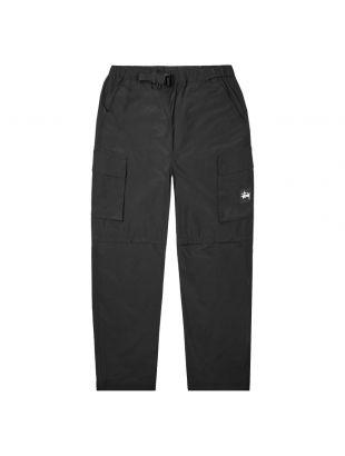 Stussy Zip Off Cargo Pant | 116421 BLK Black | Aphrodite 1994