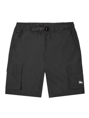 Zip Off Cargo Pant - Black