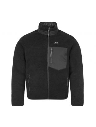 Taion Reversible Jacket | TAION R102MB BLACK