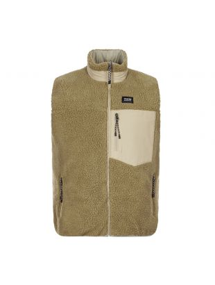 Taion Reversible Gilet   TAION R002MB Grey / Beige