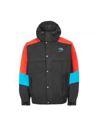 the north face extreme rain jacket NF0A4AGRCBG 1001 black