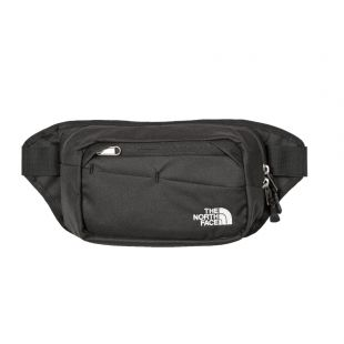 North Face Bozer Hip Pack Bag NF0A2UCXKY4 Black At Aphrodite Clothing