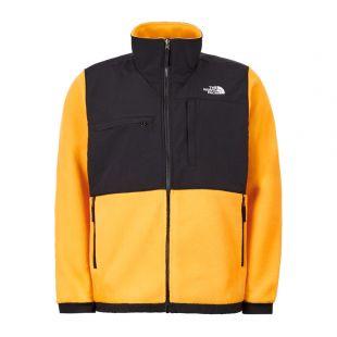 The North Face Jacket Denali | NF0A3XAU70M Yellow