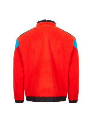 Extreme Fleece Jacket - Red / Black / Blue