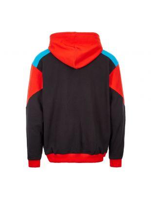 Extreme Hoodie - Red / Black / Blue