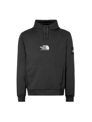 The North Face Hoodie | NF0A3XY3JK3 Black