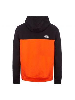 Hoodie Alpine – Tangerine