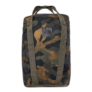 The North Face Backpack | NF0A3KUYF79 Camo