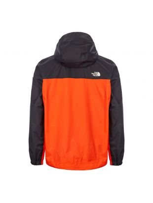 Jacket Mountain Q – Tangerine
