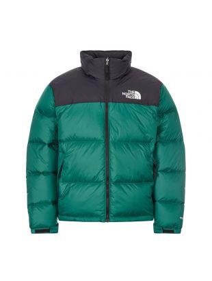 1996 Retro Nuptse Jacket - Evergreen