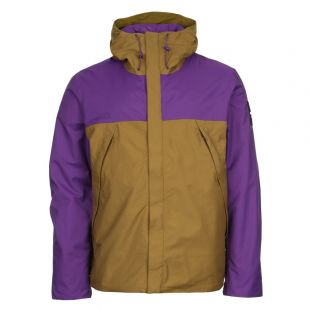 The North Face Mountain Jacket T92ZWM6JP In Green / Purple