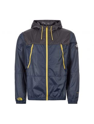 the north face jacket mountain|NF0A2S4ZM8U navy
