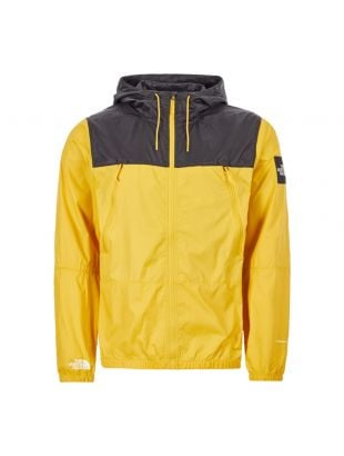 the north face jacket mountain|NF0A2S4ZNW9 yellow / black