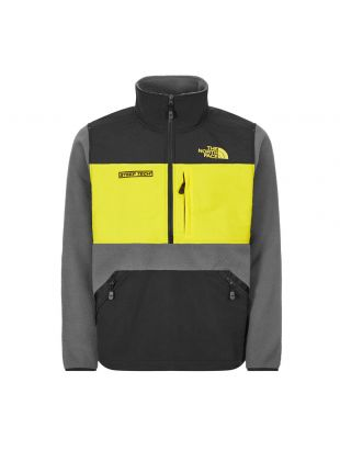 The North Face Fleece Steep Tech | NF0A4QYQSH3 Grey / Black / Yellow