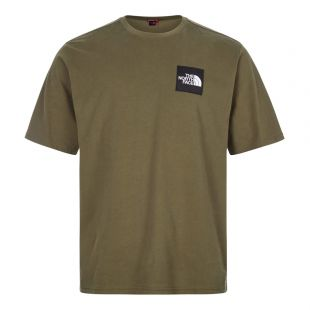 The North Face Moss T-Shirt | Green NF0A492121L | Aphrodite