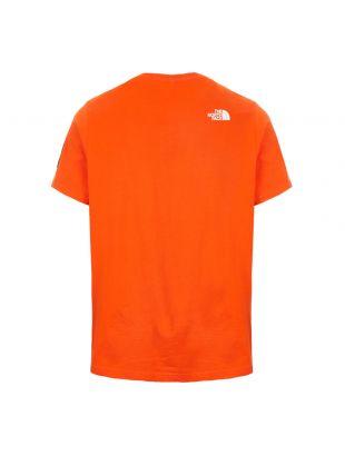 Fine Alp T-Shirt - Tangerine