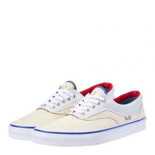 Era Trainers - Outside In White