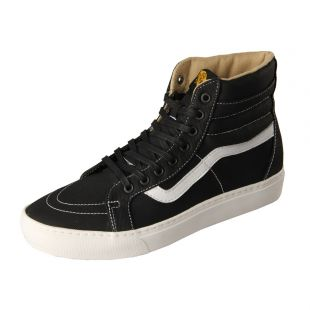 U Sk8 Hi Cup Plus Trainers - Surplus Black