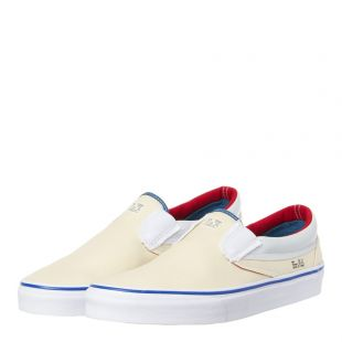 Slip On Trainers - Natural