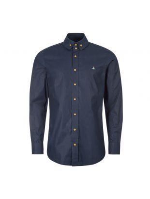 Shirt Krall 2 Button - Navy
