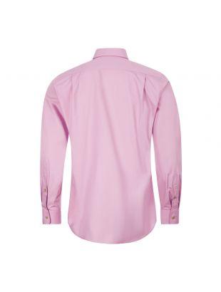 Shirt Krall 2 Button - Pink