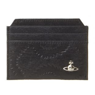 Vivienne Westwood Card Holder Belfast | 51110022 40225 LA Black