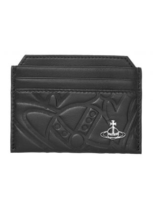 Vivienne Westwood Card Holder , 51110022 40325 N404 Black , Aphrodite 1994