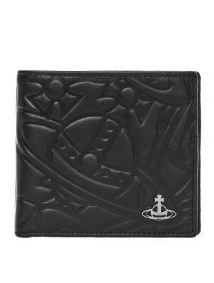 Vivienne Westwood Billfold Wallet , 51120008 0325 N404 Black , Aphrodite 1994