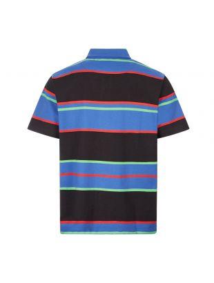 Polo Shirt - Blue Stripe