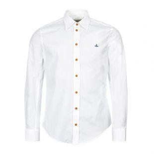 Vivienne Westwood Shirt | S25DL0430 S47899 100 White
