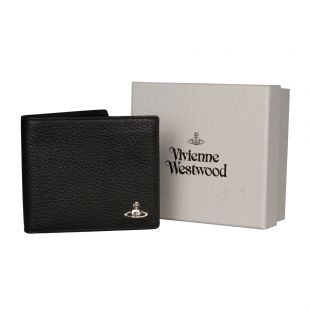 Milano Billfold Wallet - Black