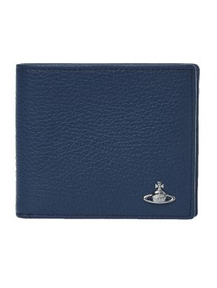 Milano Billfold Wallet - Blue