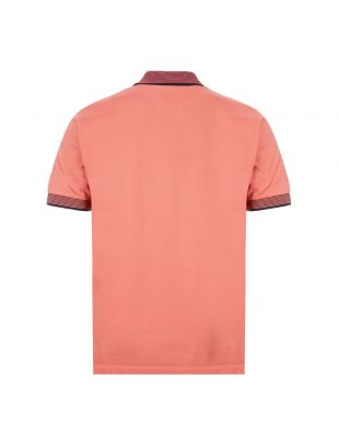 Polo Shirt - Pink / Navy