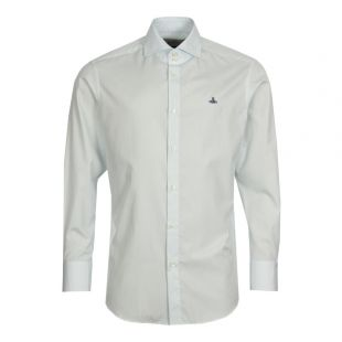 Vivienne Westwood Shirt S25KL0424 S47899 500 Mint Green