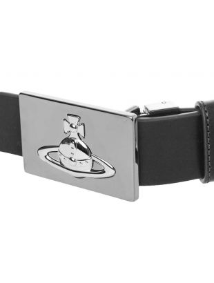 Belt Square Buckle - Black
