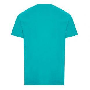 T-Shirt Logo - Turquoise