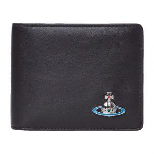 Vivienne Westwood Classic Billfold Wallet | 51040016 40564 N408 Black