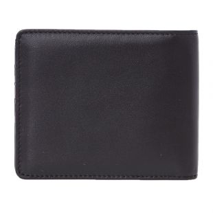 Classic Billfold Wallet – Black
