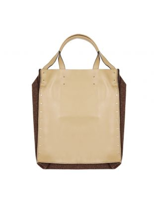 Tote Bag Worker - Brown