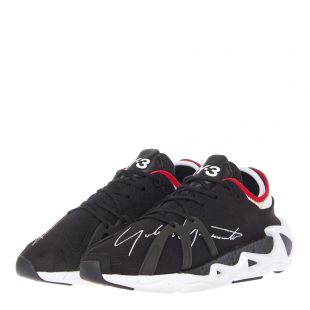 FYW S-97 Trainers – Black / White